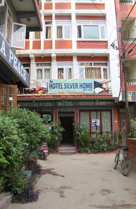 Hotel Silver HOme, Kathmandu