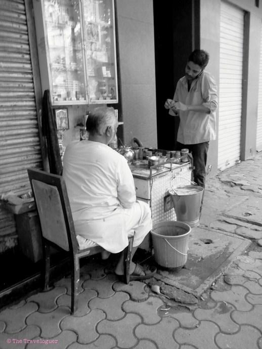 mumbai street chai
