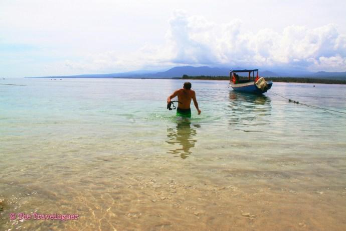 Snorkelling on Gili Islands, Gili Air thetraveloguer.com