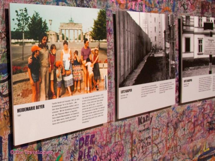 Asisi's The Wall Panorama - Berlin - thetraveloguer.com