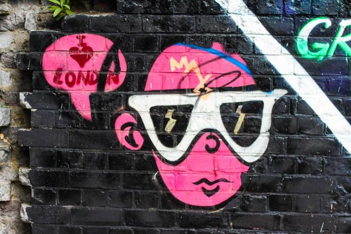 Street Art in London's Shoreditch Brick Lane  The Traveloguer