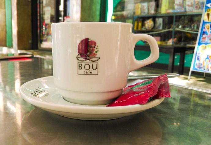 Barcelona Food - Coffee