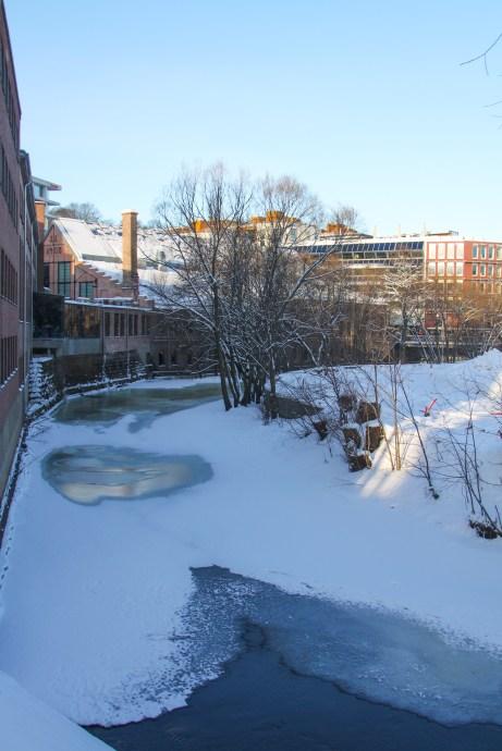 Oslo - a winter wonderland - thetraveloguer.com