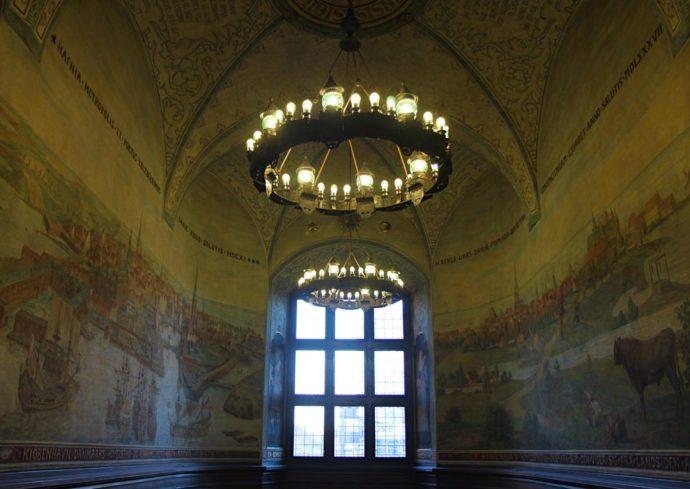 Hans Christian Andersen Copenhagen fairytale - city hall