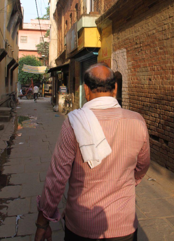 King of the Ghats - a Varanasi story
