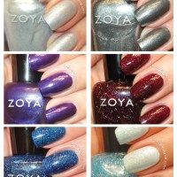 Swatches & Review: Zoya Zenith Collection