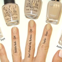 MANI MONDAY:  BARELY THERE NATURAL NAILS
