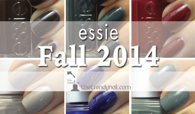 Essie-Fall-2014 Collection