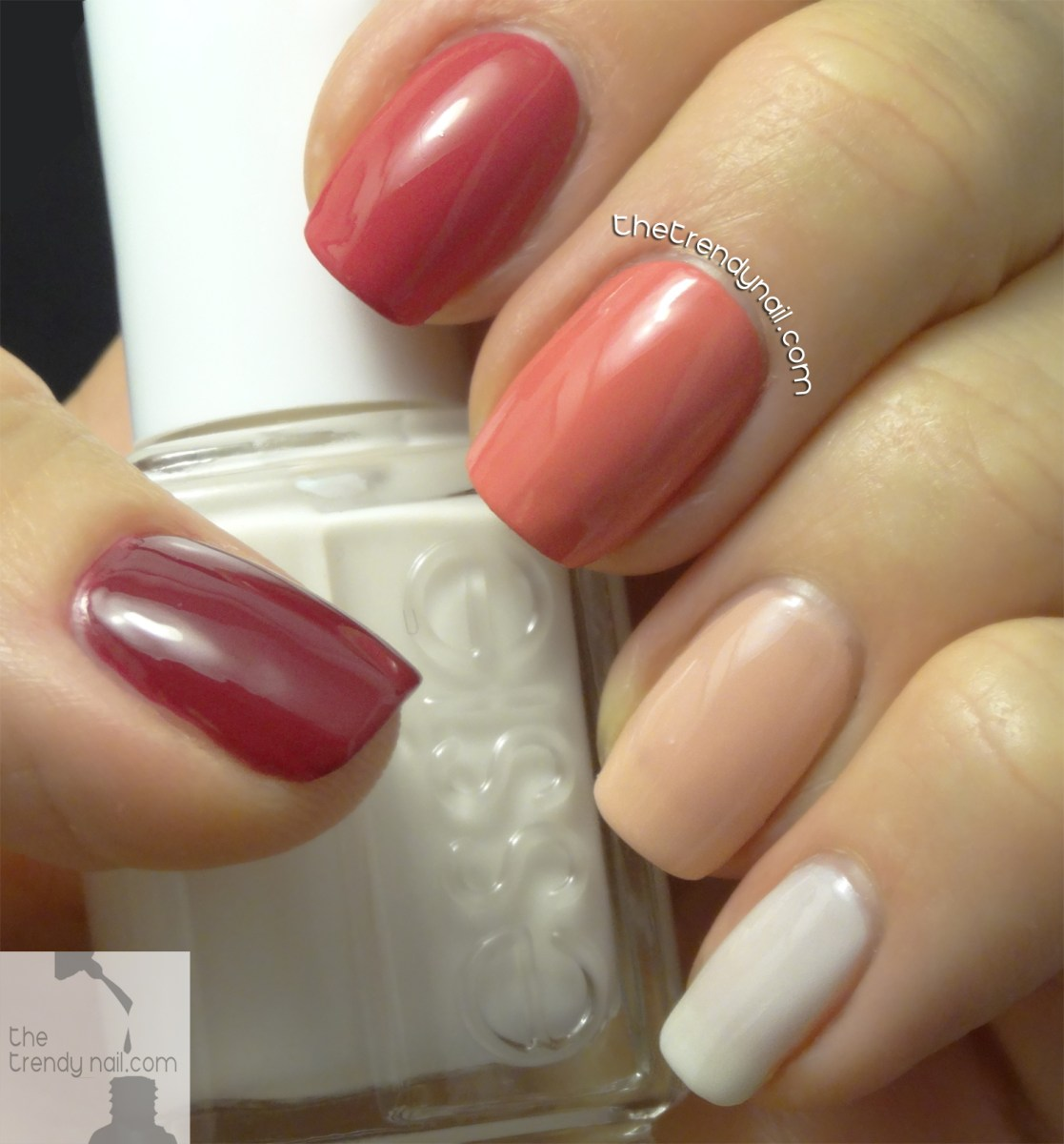 A CLOSER LOOK: Essie Winter 2014 Collection