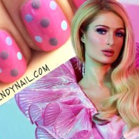 MANI MUSE: PARIS HILTON GONE 90'S BARBIE FOR ODDA