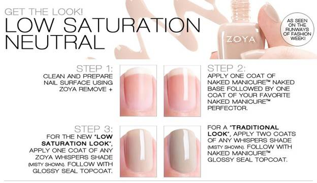 Beauty Offer: Zoya Whispers FREE Gift