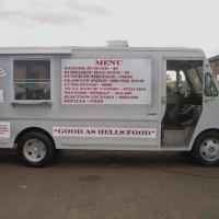 Hells Angels Food Truck