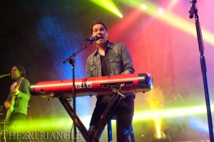 The Theatre of the Living Arts hosted the up-and-coming singer song-writer Andy Grammer April 3. This was not only his first album, but also his first tour as headliner.