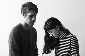 "Photo Courtesy Porches. Aaron Maine (left) and Greta Kline (right) make up the vocals, guitar, and base of Porches., and provide the story that inspires their newest album ""Slow Dance in the Cosmos. '"