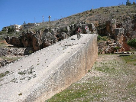 Megalithic! Astonishing Ancient Baalbek Lebanon Full Video Baalbek-Stone-450x337