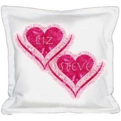 Valentine Liz & Steve white