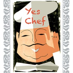 Yes Chef TTowel