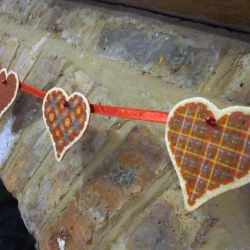 Heart Bunting 3
