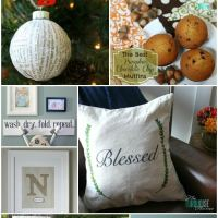 12 Handmade Christmas Gift Ideas