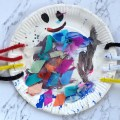 header paper plate crafts the two darlings