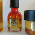 skincare oils of life the body shop skincare routine the two darlings parenting blogger mummy blogger