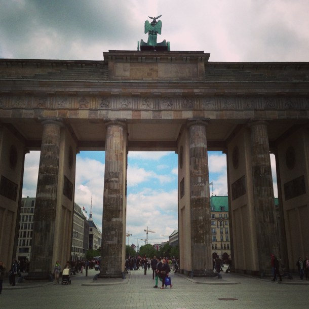 Brandenburger Tor - Nicole Canning