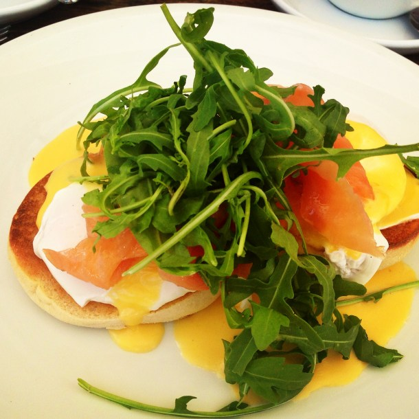 Breakfast Eco Clapham High Street Review