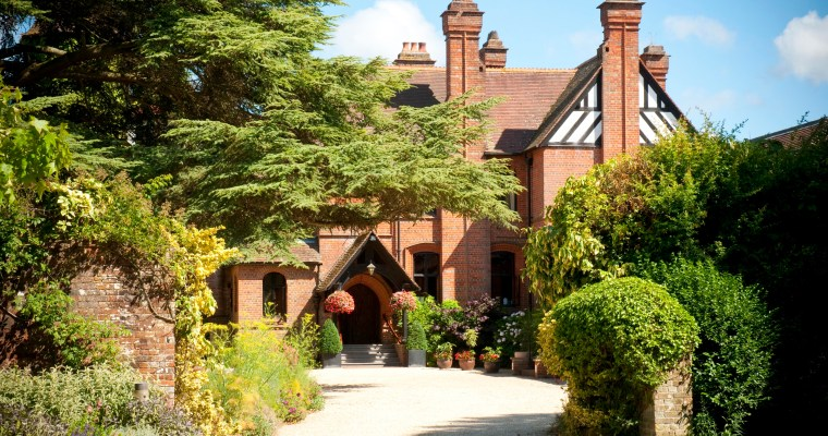 Sunday Spa: Carey's Manor Hotel & SenSpa, New Forest