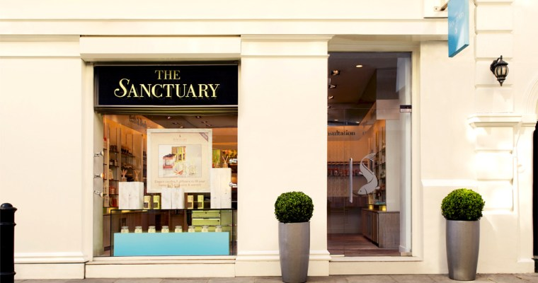 Sunday Spa: The Sanctuary Spa, Covent Garden