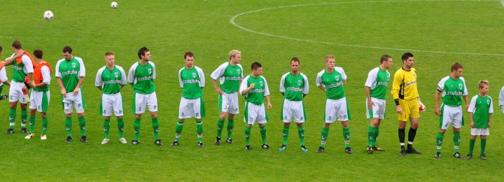 Geographies of Football: Guernsey FC's Flying Start