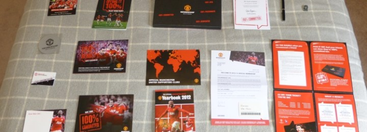The Year I Became Manchester United Member #3627488