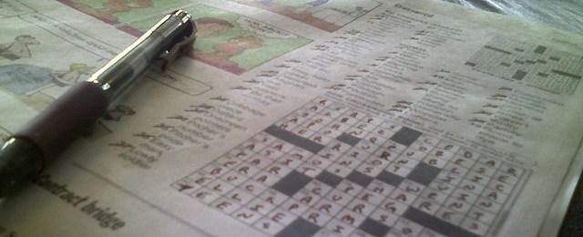 The Two Unfortunates/Cult Zeros Crossword Winner