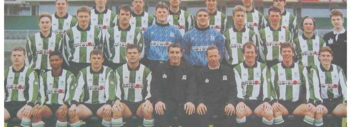 Great Football League Teams 47: Plymouth Argyle 1993-4