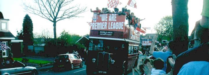 Promotion Tales: Stoke City's Premier League Journey