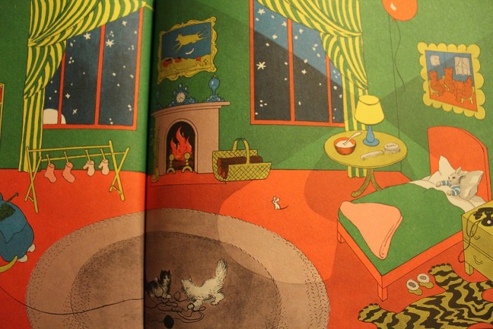 Interior Decorators look at Goodnight Moon