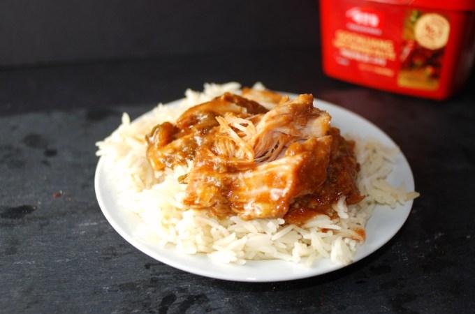 Spicy Pork korea