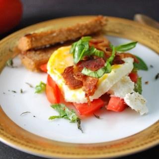 Caprese Breakfast
