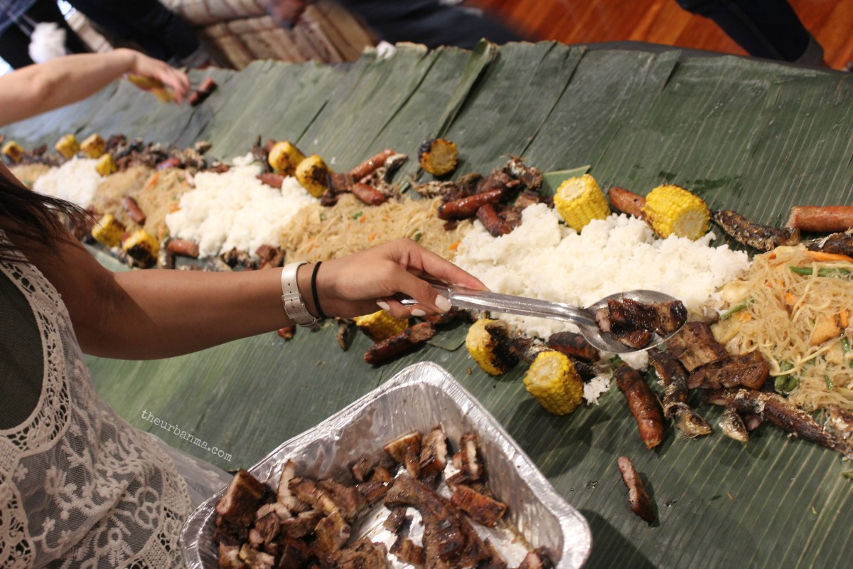 Pinoy Fridays - Birthday Boodle Fight