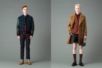 MR.GENTLEMAN Autumn Lookbook 2013