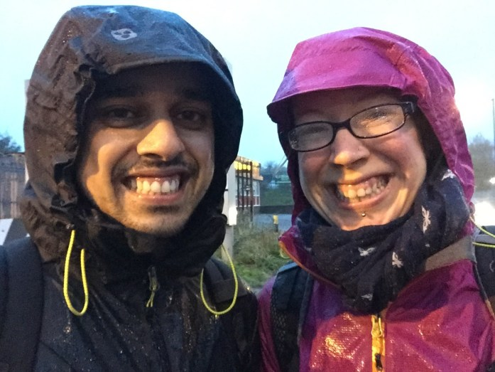 Sarah Irving | The Urban Wanderer | and Jit Gosai @jitgo