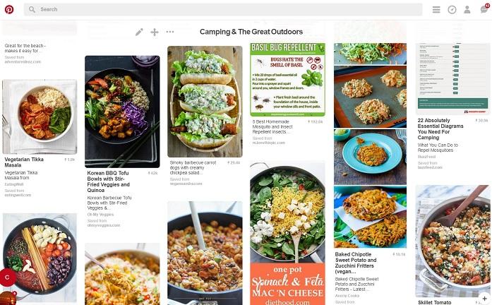 Meal Prep - Pinterest | Sarah Irving | The Urban Wanderer