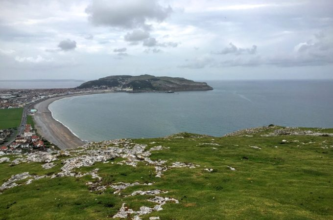 The Little Orme, Llandudno