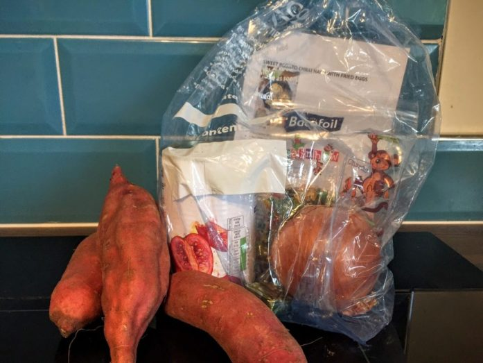 Camping Meal Prep   Meal Planning   The Urban Wanderer   Sarah Irving