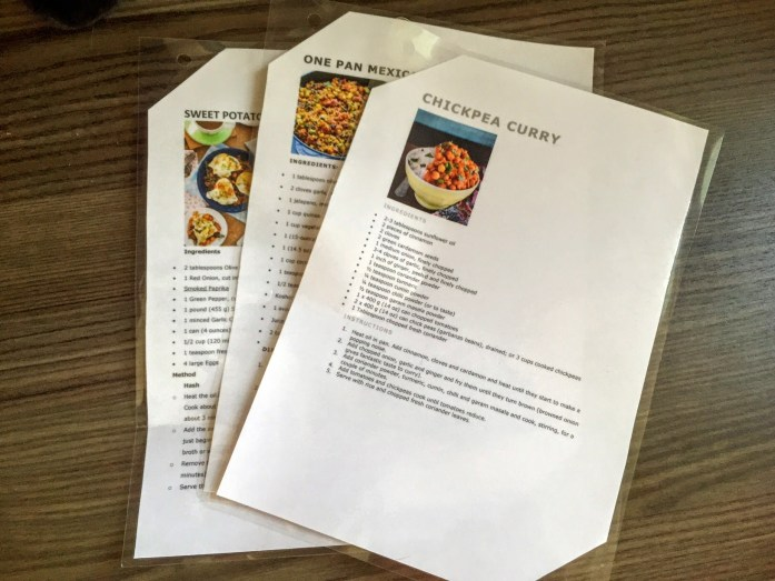 Camping Meal Prep | Meal Planning | Recipe Cards | The Urban Wanderer | Sarah Irving