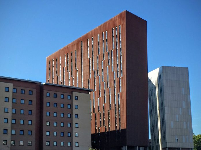 New Medlock House, Chester Street, Manchester | The Urban Wanderer | Sarah Irving
