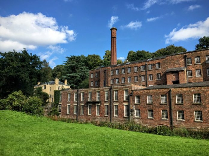 Quarry Bank Mill, Cheshire | The Urban Wanderer | Sarah Irving