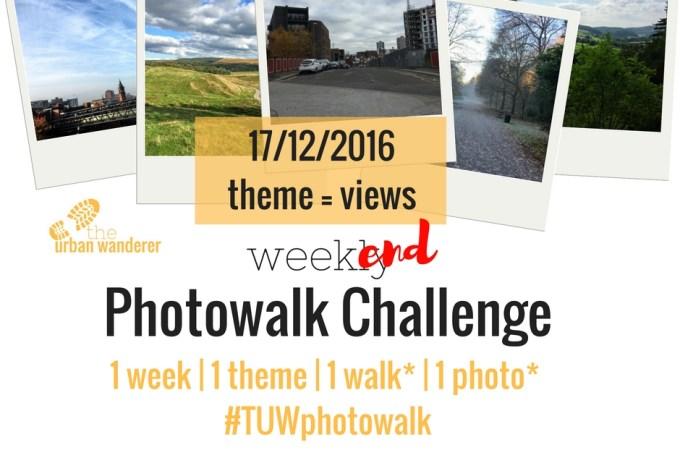 The Urban Wanderer Weekend Photowalk Challenge | #7 Views