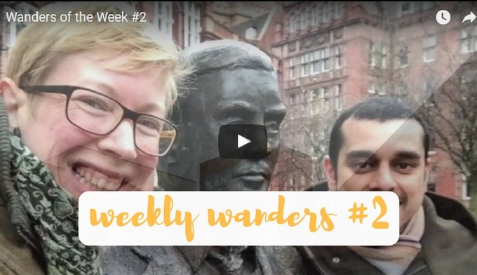 Wanders of the Week #2