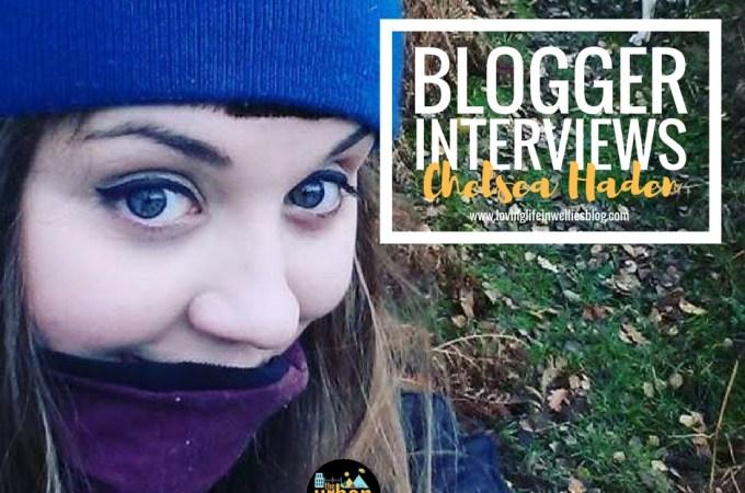Interview: Loving Life in Wellies Chelsea Haden