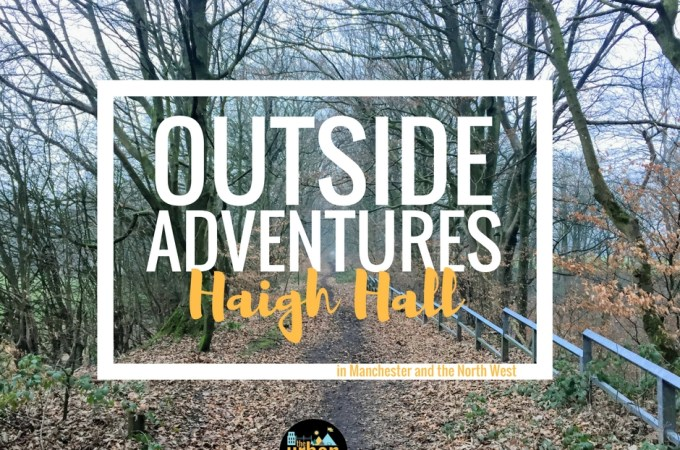 Haigh Hall Country Park (video)